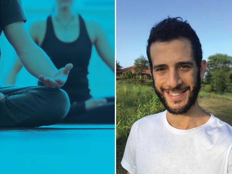 FREE Weekly Yoga with Aaron