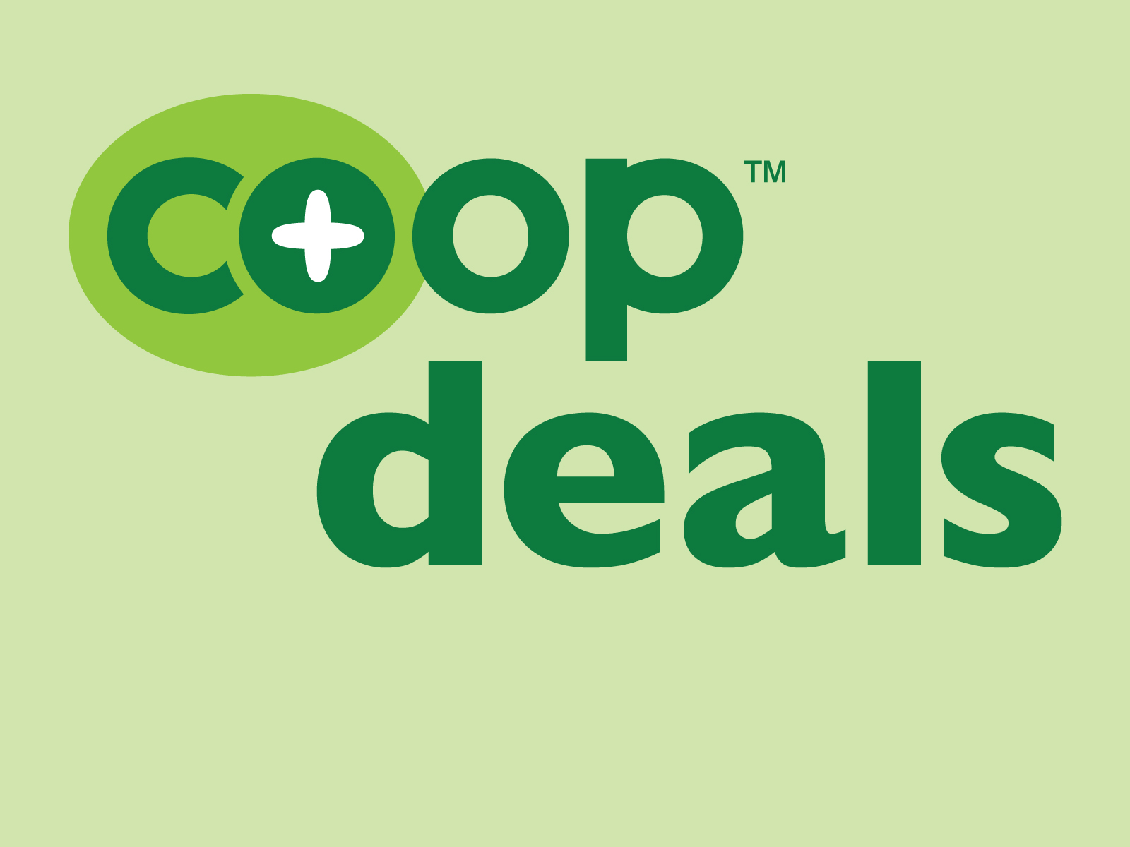 Co+op Deals