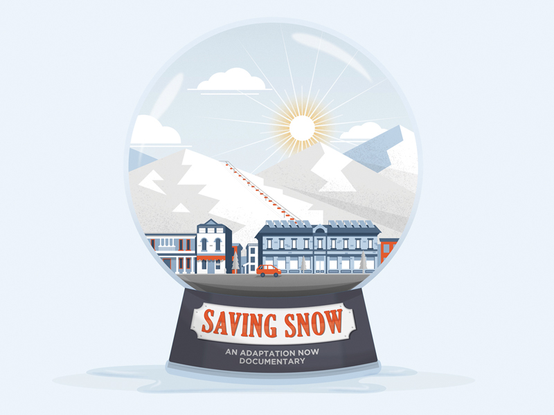 Saving Snow Screening with the Climate Action Team