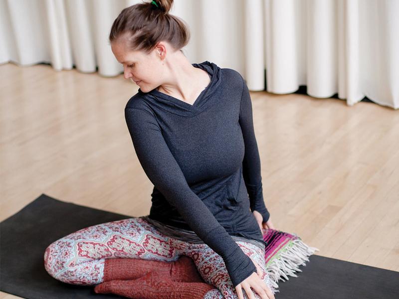 FREE Weekly Yoga with Brianna Darling