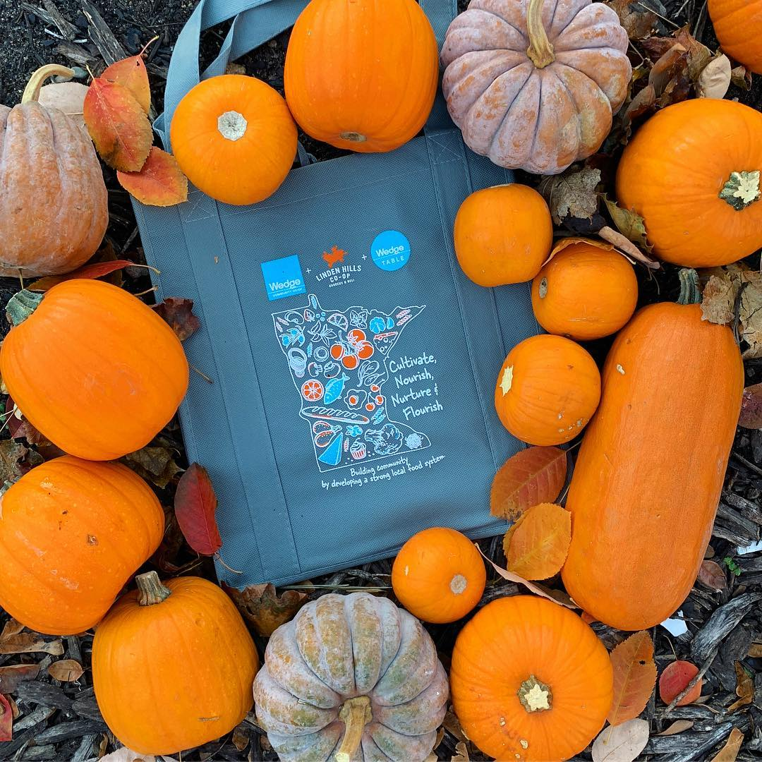 Happy Halloween! We have new Wedge and Linden Hills totes in-store