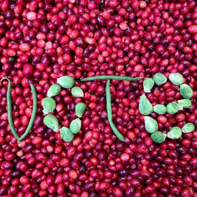 Elections impact all of the issues that energize us, that keep us up at night, that move us to action. Now till November 6, we have the chance to make our mark on these issues through our voices🗣 and our votes🗳. #votemn #getoutthevote Pictured: Local cranberries from Ruesch Century Farms in Wisconsin Rapids, WI.