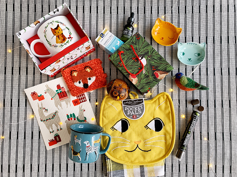 Gifts for Pet & Animal Lovers