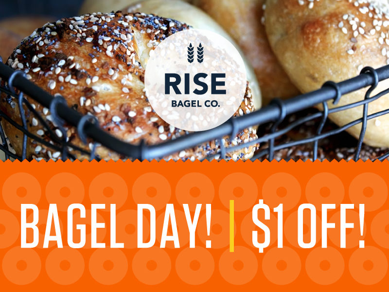 Bagel Day